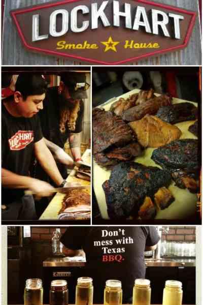 Real Texas BBQ at Lockhart Smokehouse