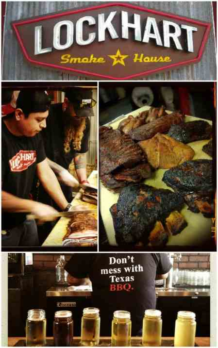 Lockhart Smokehouse in Dallas offers the best BBQ around. #dallas #travel #food