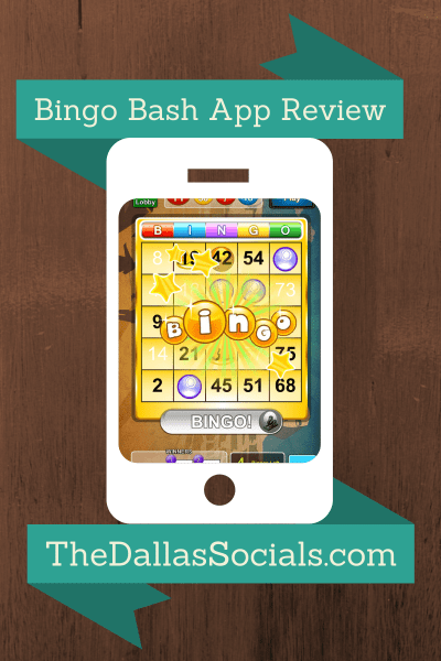 Your New Addiction: Bingo Bash App