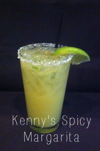 Spicy Margarita Recipe from Kenny's Restaurants. #spicy #margarita