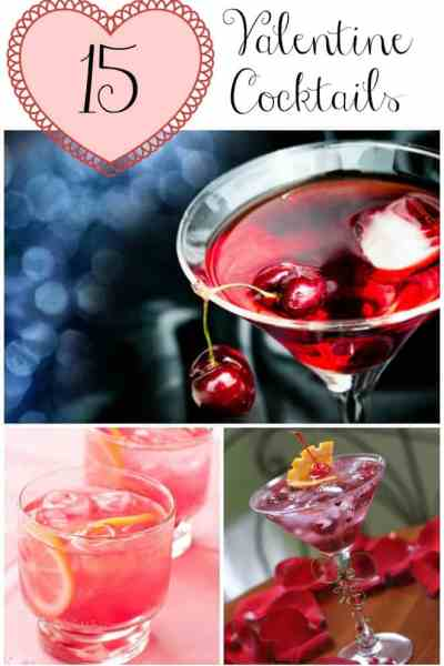 15 Amazing Valentine's Day Cocktails