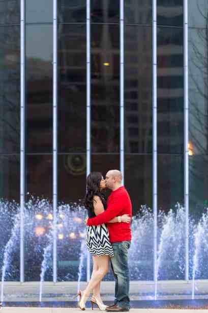 Dallas Engagement Pictures taken by Hornbuckle Creative #dallas #wedding