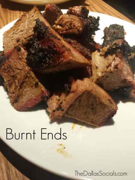 Burnt Ends at 3 Stacks Frisco.