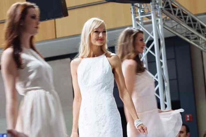 Belk Gala Fashion Show Dallas