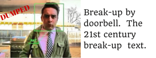 Breakup with a simple Doorbell - Chui