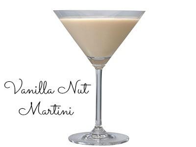 Vanilla Nut Martini