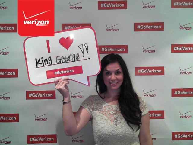 Betsy Mitchell  - Verizon Wireless Suite - George Strait Concert Dallas