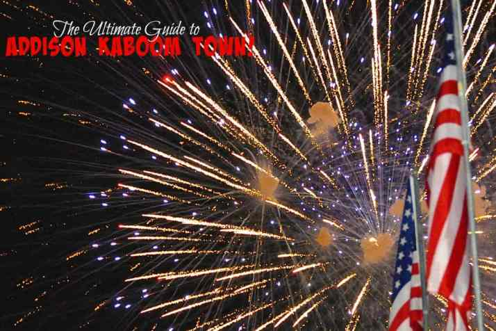 The Ultimate Guide to Addison Kaboom Town!
