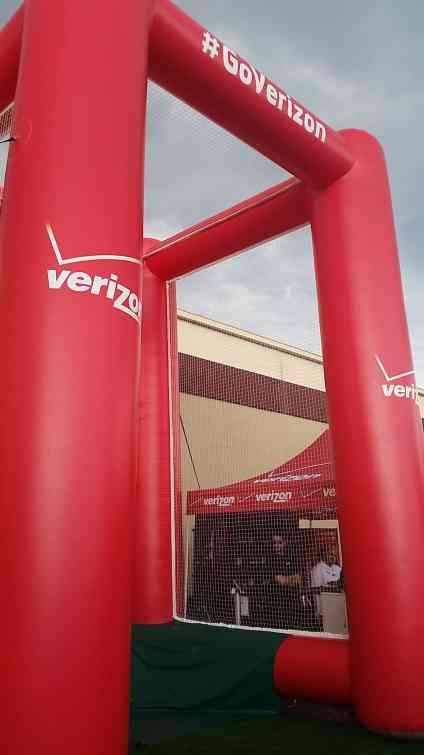 Verizon Tailgate