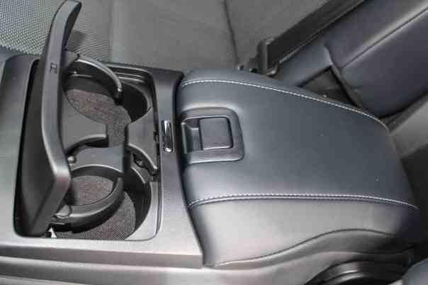 Lexus RX 350 Back Seat