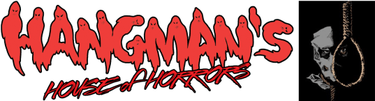 hangman - dallas haunted house
