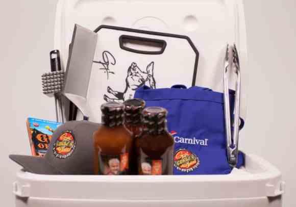 Guy Fieri Tailgate Kit