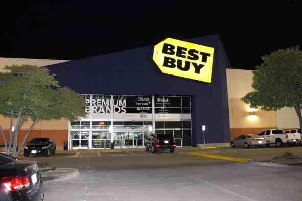 Best Buy Park Lane Dallas TX