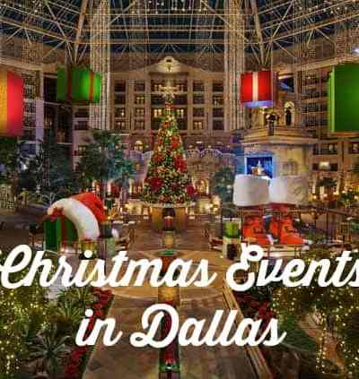 The Best Christmas Events in Dallas