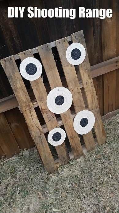 diy shooting range