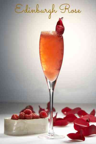 Romantic Cocktails to Make at Home