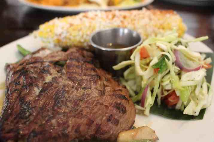 La Comida Arrachera Steak