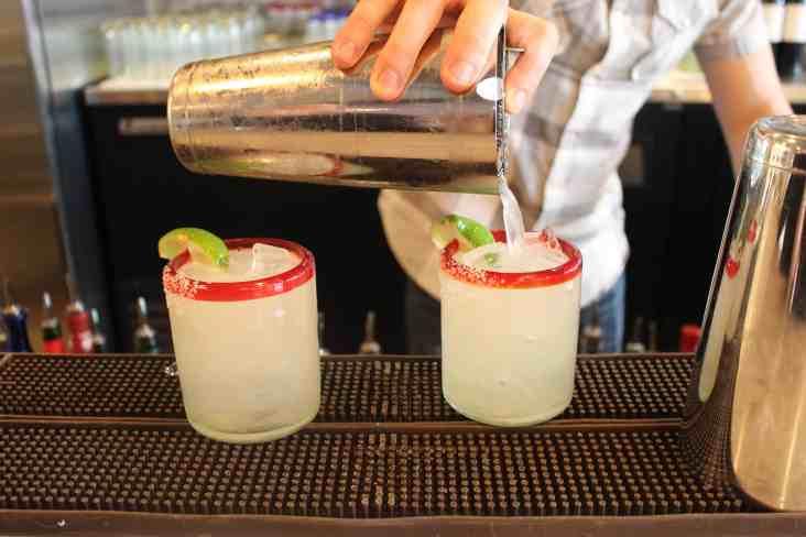 C'Viche Dallas Drinks