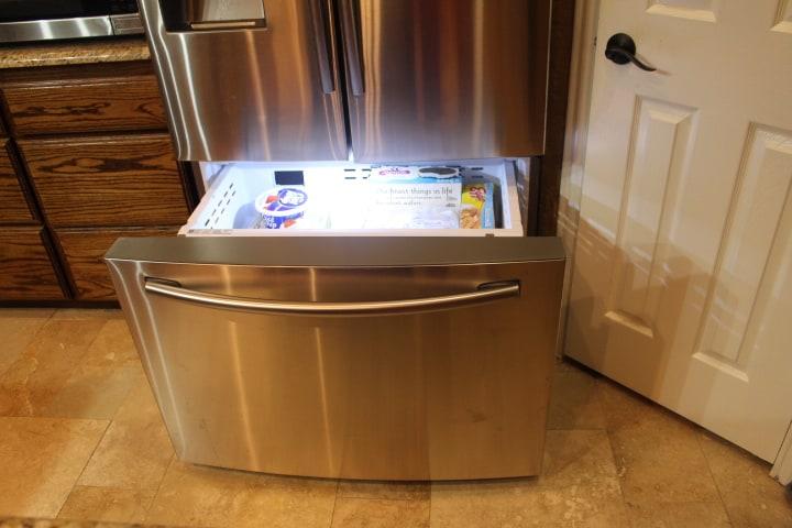 Best Buy Samsung French Door Freezer