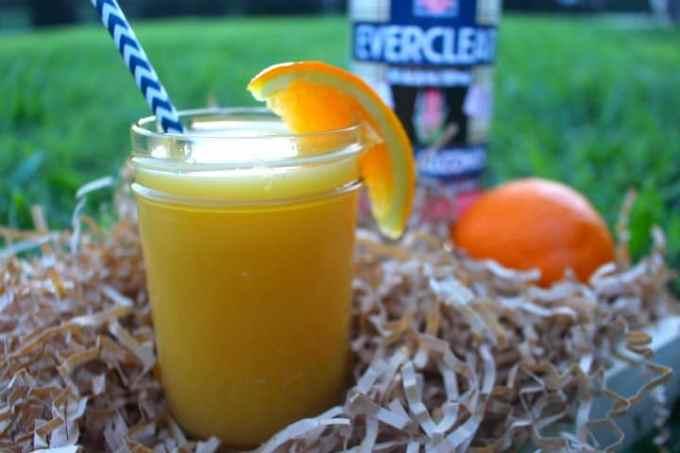 Homemade Orange Dreamsicle Moonshine