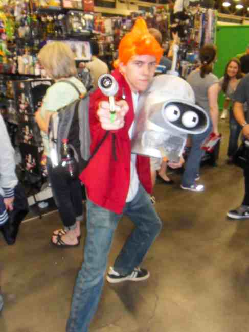 Futurama Fan Expo Dallas