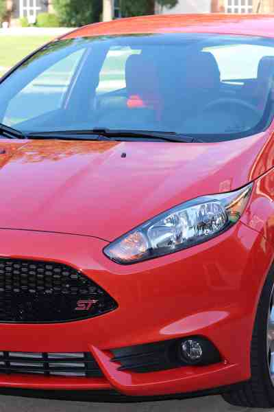 Zoom Around Town in the Ford Fiesta #FordTX
