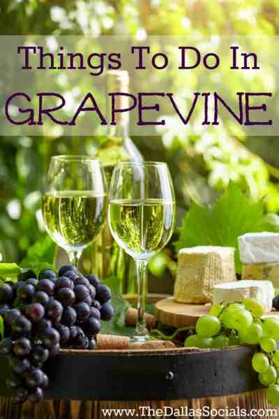 Things to do in Grapevine