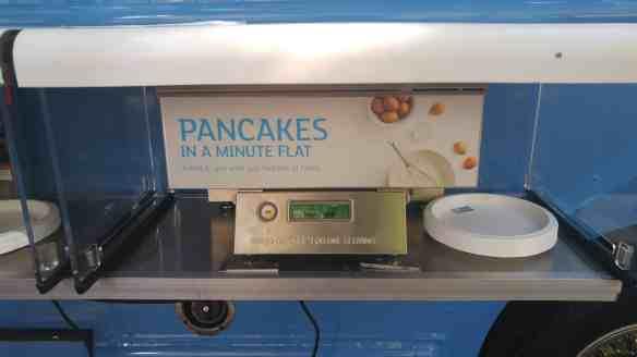 Holiday Inn Express Pancakes