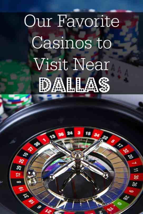 Casinos Near Dallas