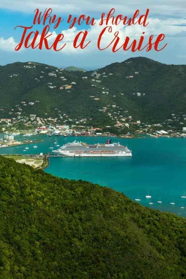 Why you should take a cruise