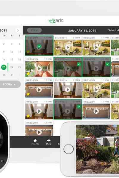 How We Monitor Our Home with Arlo and Best Buy