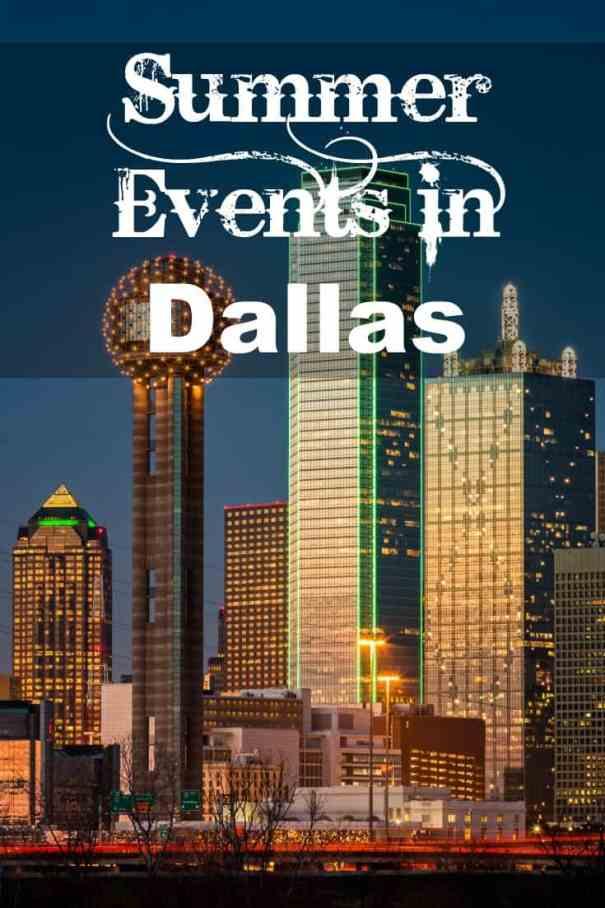 Summer Events in Dallas