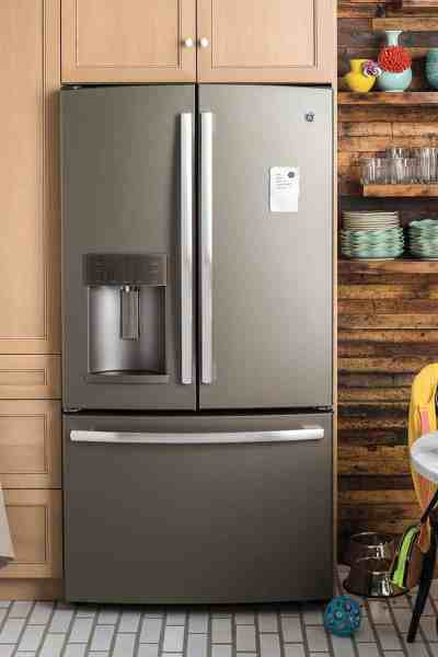 Replace Your Stainless Steel Appliances with Slate