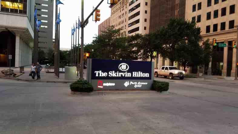 The Hotel Skirvin - Oklahoma City