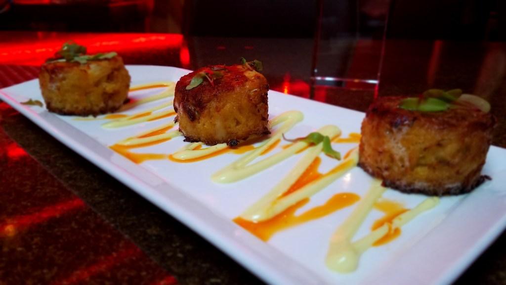 Mini Jumbo Crab Cakes from Red Primesteak