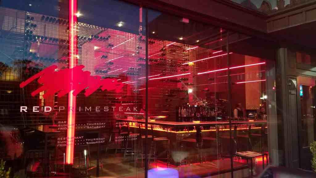 Red Prime Steak - Oklahoma City