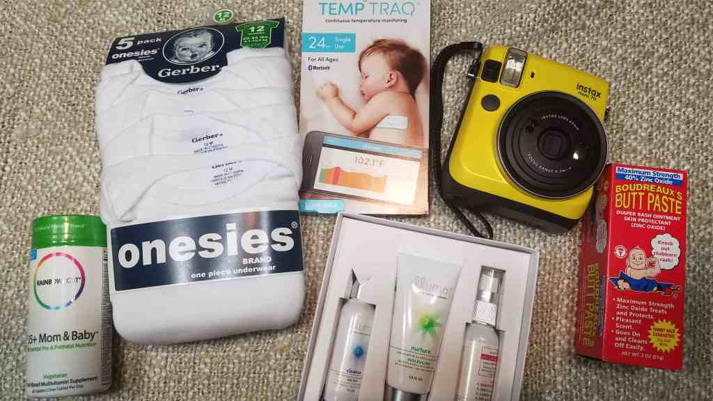Essentials for Momma and Baby