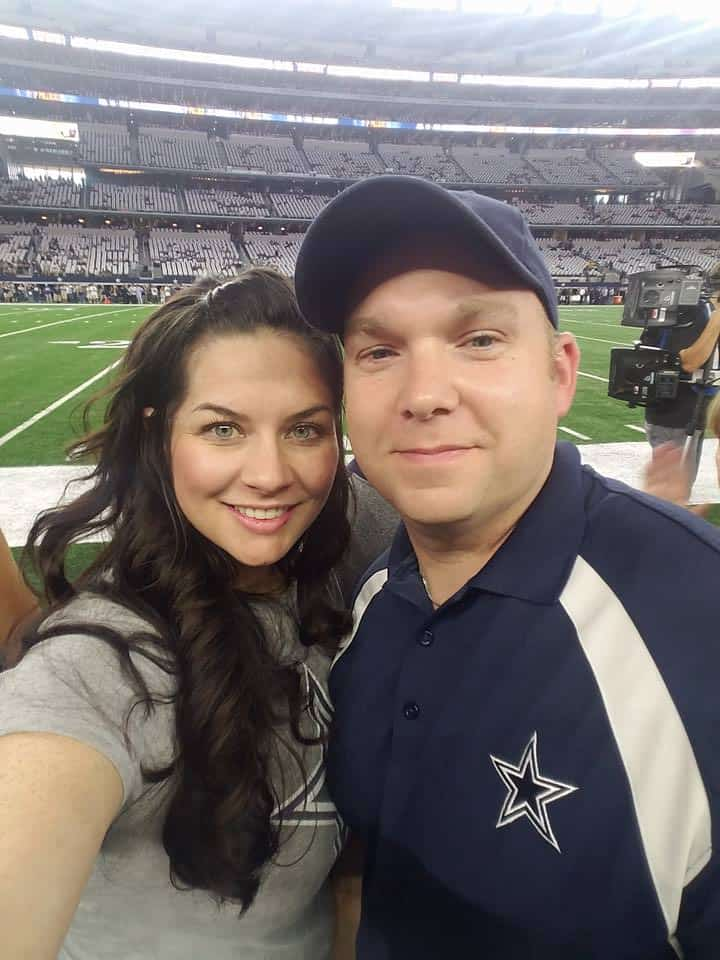 Dallas Cowboys Game Day Outfit Ideas