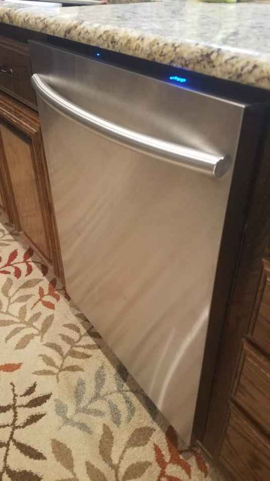 Samsung StormWash 7050 Dishwasher