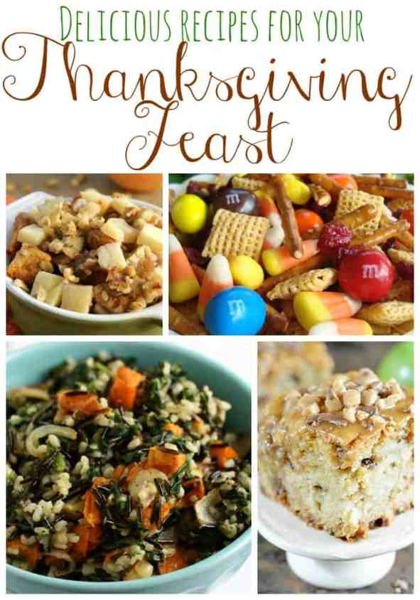 Delicious Recipes for Your Thanksgiving Feast