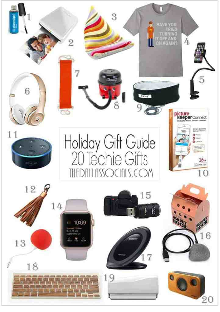 Gift Guides for Techies
