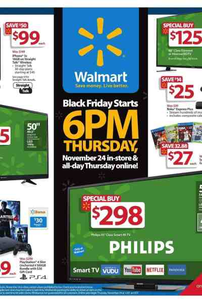 Black Friday Deals at Walmart with Amazon Price Comparisons