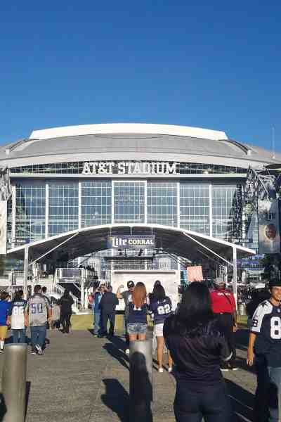 Fun Facts About AT&T Stadium