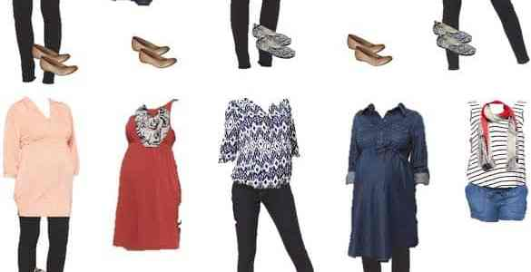 Dress Your Bump With Cute Outfits from Target