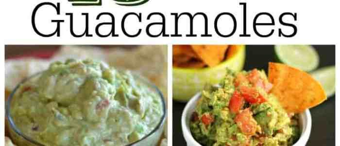 18 Great Guacamole Recipes