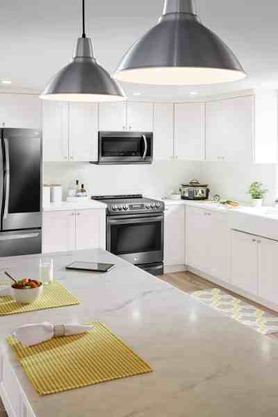Transform Your Kitchen with LG Appliances