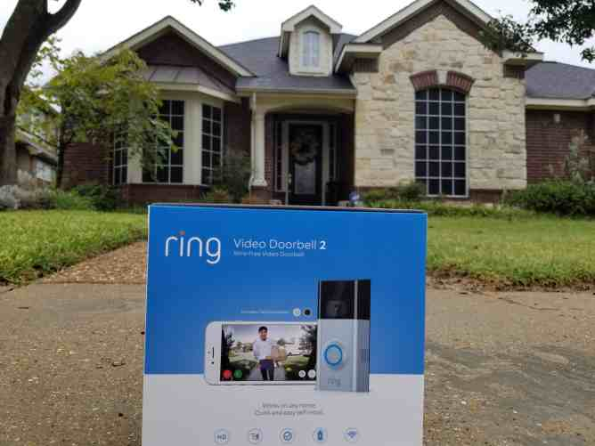 Why Every House Needs A Ring Video Doorbell Dallas Socials