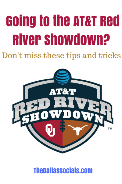 Tips For Attendees of the AT&T Red River Showdown