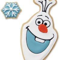 Olaf Cookie Cutter