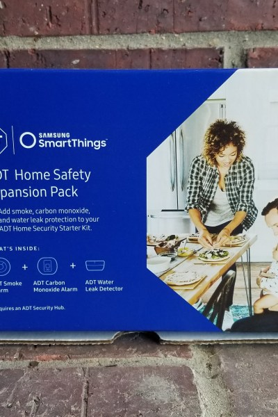 Protect Your Home with the Samsung Home Security Expansion Pack